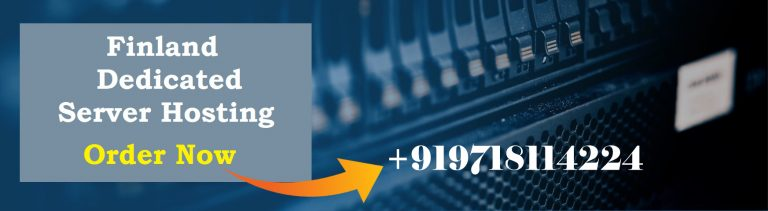 How is Finland Dedicated Server Hosting Advantageous for Your Organization?