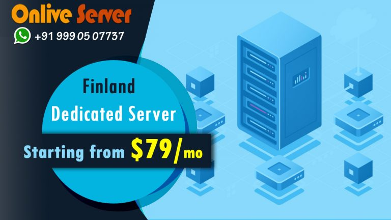 Finland Offer You Powerful Dedicated Server & VPS Hosting Plans