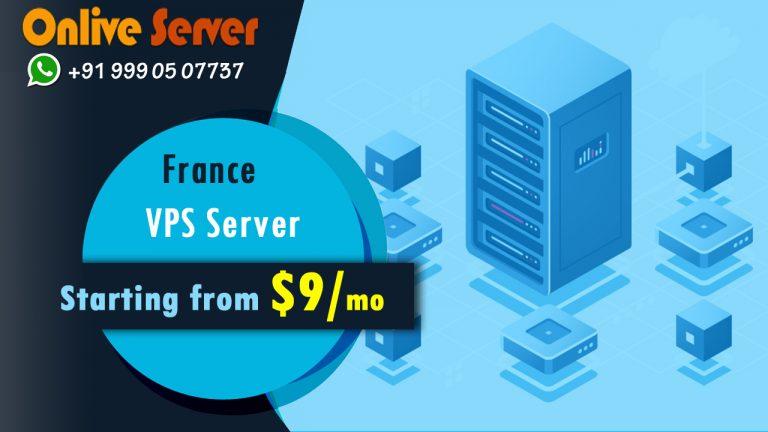 France VPS Server Hosting Plans Offer You High Amount Of Security