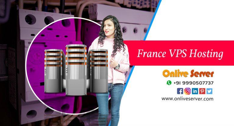 Onlive Server is Delivering the Industry-Leading France VPS Hosting Solutions