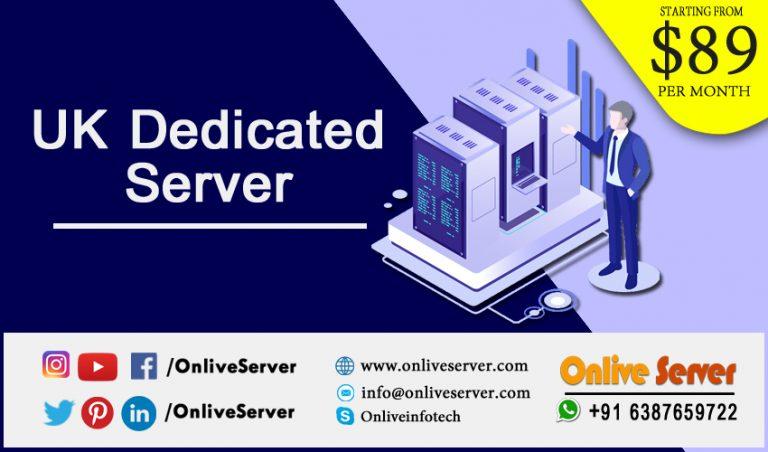 Buy UK Dedicated Server Hosting Plans from us